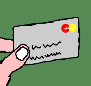 Cartão de crédito não solicitado