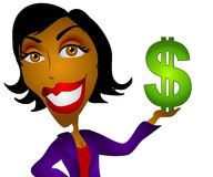 http://www.dreamstime.com/royalty-free-stock-image-african-american-woman-money-image3274026