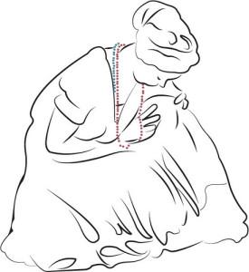 dispensado por motivo religioso
