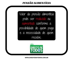 Como reduzir o valor da pensão - Valor da pensão alimentícia pode ser reduzido ou aumentado conforme a possibilidade de quem paga e a necessidade de quem recebe.