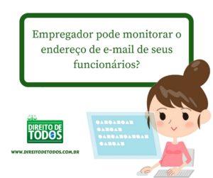 Monitorar e-mail