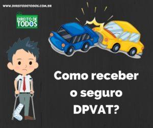 Como receber o seguro DPVAT