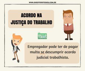 Acordo judicial