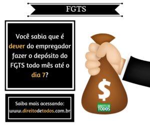 Dúvidas sobre o FGTS esclarecidas