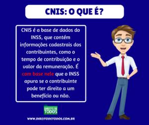 CNIS - o que é
