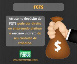 Depósito do FGTS