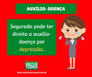 Auxílio-doença por depressão