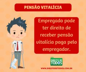 PENSÃO VITALÍCIA